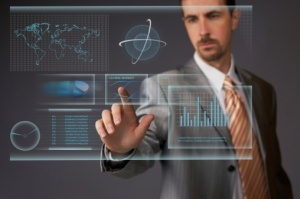Working with virtual screen