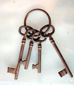 Old keys in the keyring