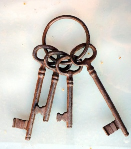 Old keys in the keyring