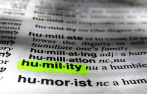 Humility - dictionary definition
